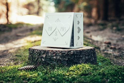 Krabička na vzpomínky