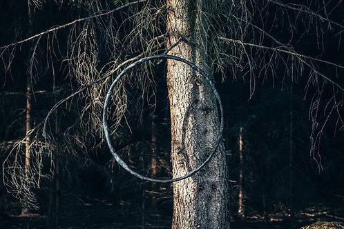 Kovový kruh k dekorování