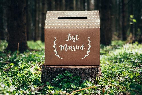 Box na přání přírodní