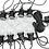 Thumbnail: Designový LED světelný řetěz 15 m