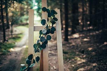 Dekorační girlanda eukalyptus