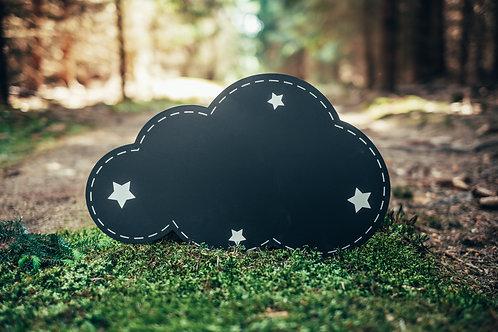 Tabulka na psaní mrak