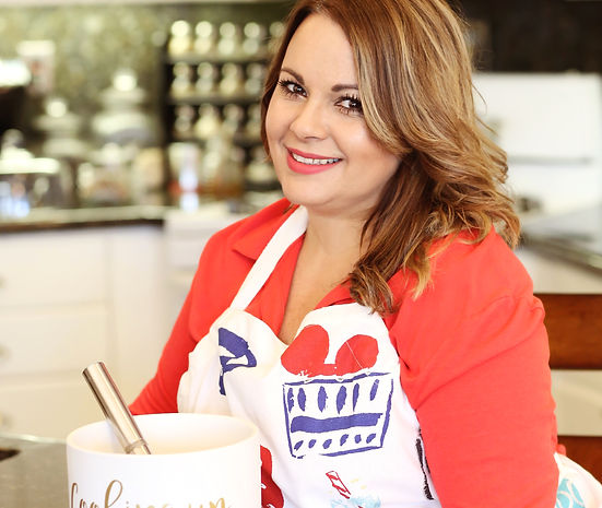 Owner of gourmet catering service Adriana's Cocina, Adriana Dominguez.