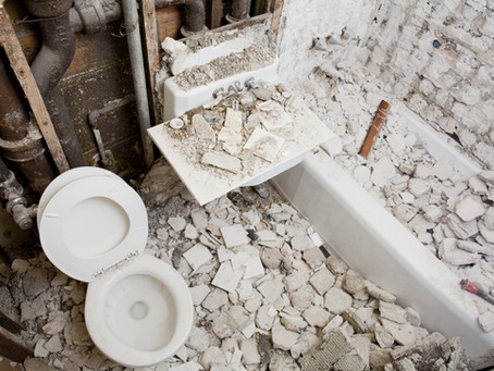 Want To Gut Your Bathroom? Here's What You Need To Know.
