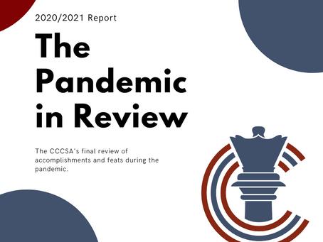 Pandemic In Review, Road Forward