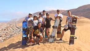 Actividades al aire libre en Iquique