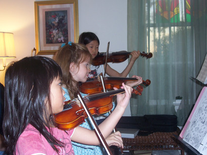 Specialists in Fitting Violins