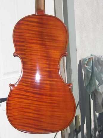 One of Mr. Brown's Violins