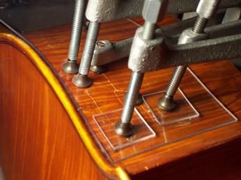 Extensive Repair on Rare Cello