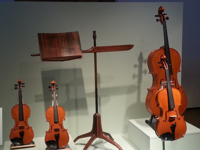 A Quartet Built by Mr. Brown
