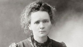 An Empowering women : Marie Curie