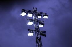 Sportplatzbeleuchtung