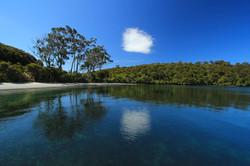 Reflecting on Stewart Island