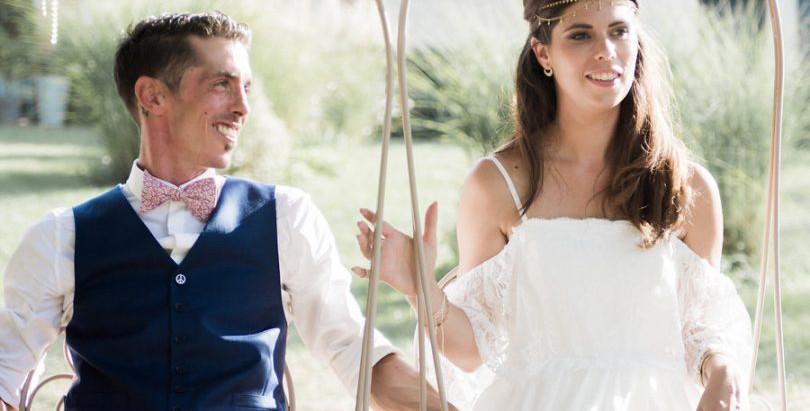 Le Mariage d'E&T Gypsy Bohème