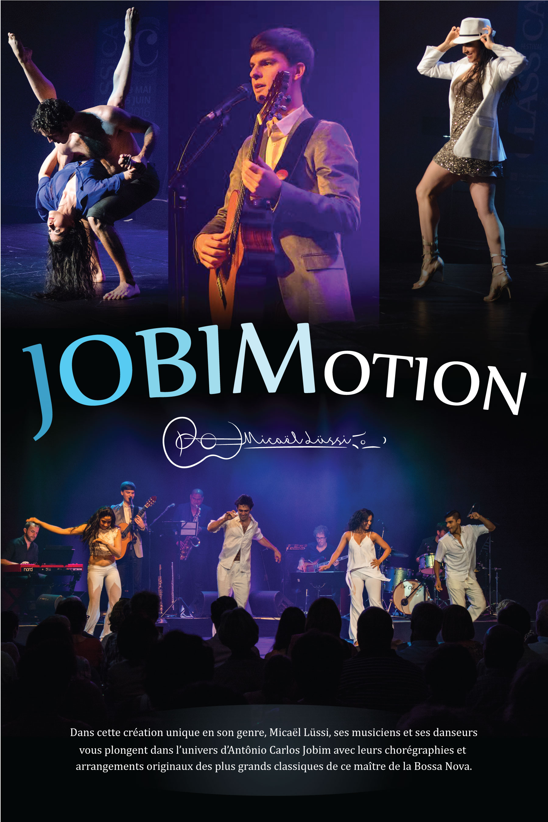 Jobimotion_Micaël Lüssi_Affiche