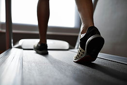 running gymnasium fitness gait injury
