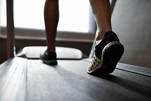 Treadmill Running assessment in Oxford
