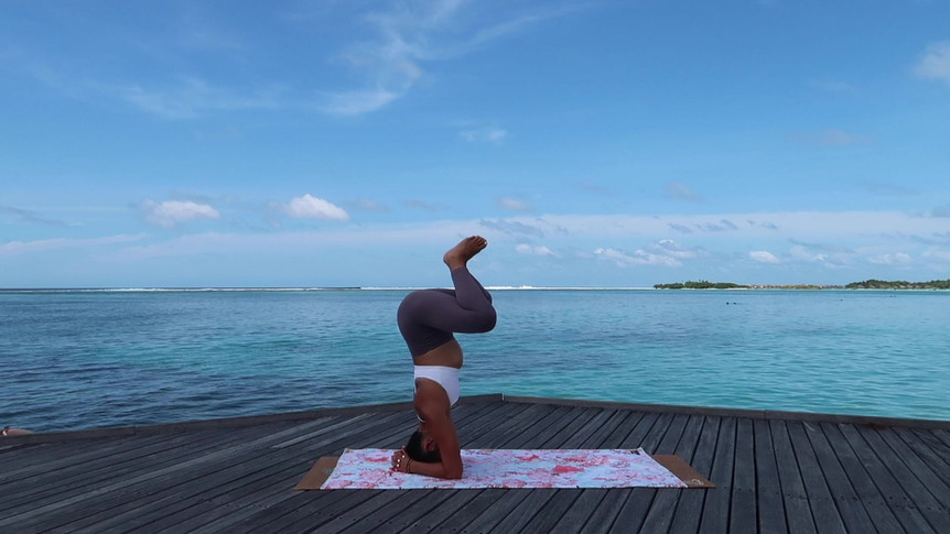 Yoga Flow Maldives