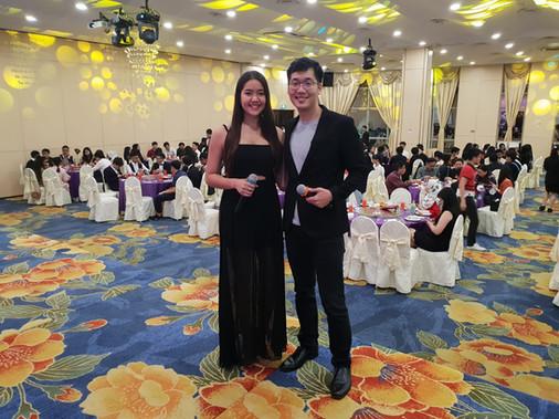 SHUQUN Secondary School Graduation Dinner