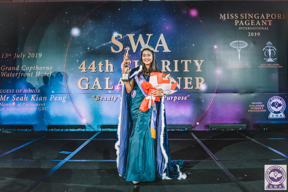 Miss Singapore Pageant International