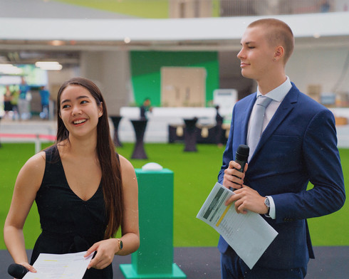 German European School Singapore Opening Ceremony