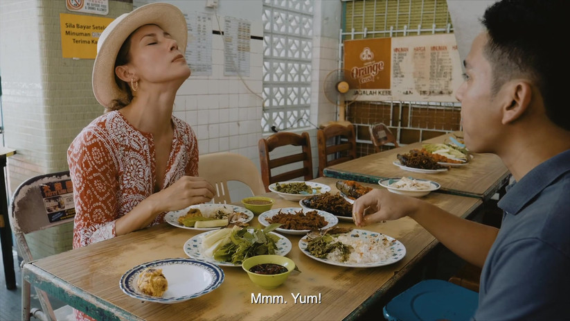 Genting Dreamcruise - Food & Fun Episode