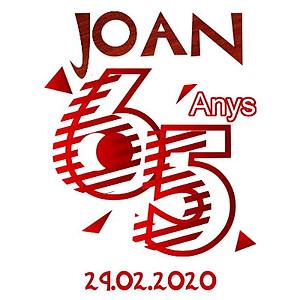 Joan - 65 anys