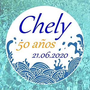 Chely - 50 cumpleaños