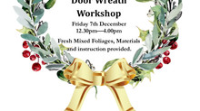2018 Christmas Wreath Workshop