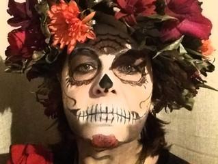 Celebrating Halloween as a florist