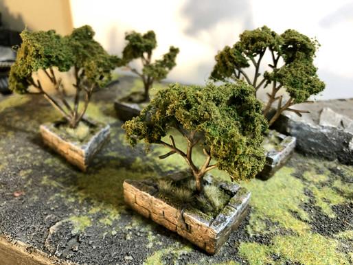 Let's Build! Victorian Ruins Pt 4 - Overgrown Planters