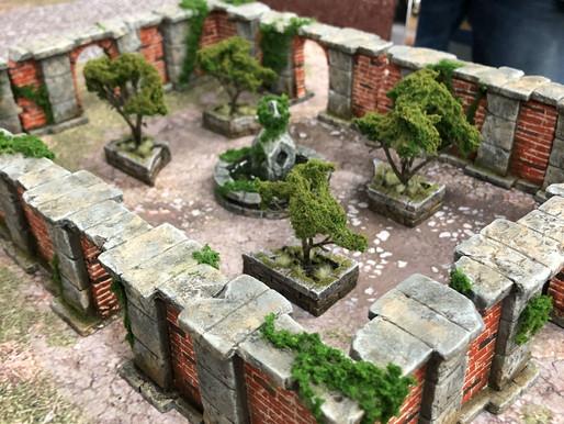 Let's Build! Victorian Ruins Pt 5 - A Secret Garden