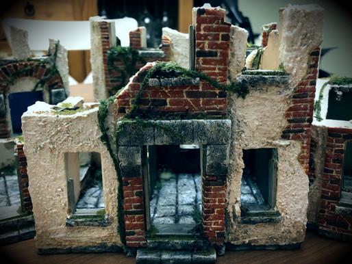 Let's Build! Victorian Ruins Pt 2