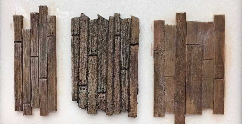 Tutorial #3 - Painting Wooden Planks