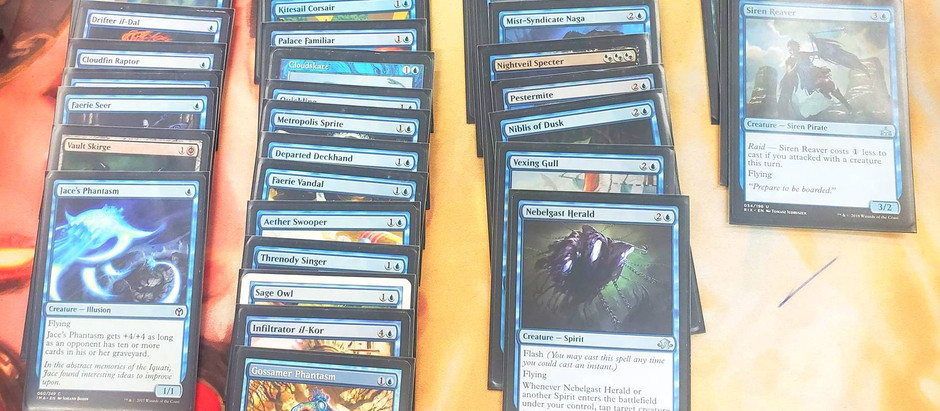 Canadian Highlander: The MTG format where 'Spikes' cast weird uncommons off a Black Lotus