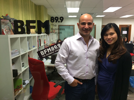 My Interview on BFM.my The Business Radio Station