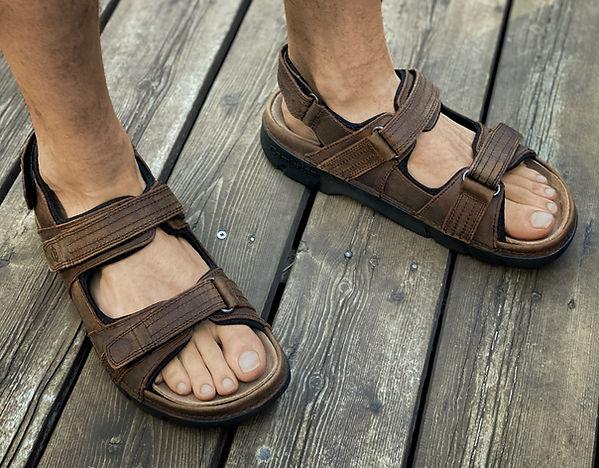 Cambrian Navigator Men's Sandals