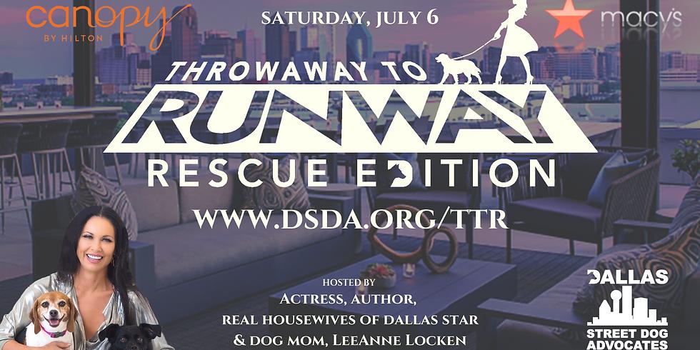 Throwaway to Runway