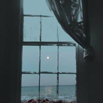 Video masking on a window photo