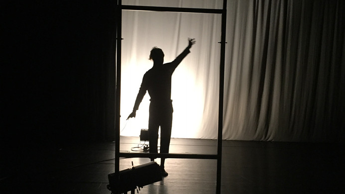 mimar sinan fine arts university state conservatory contemporary dance department production and light design class