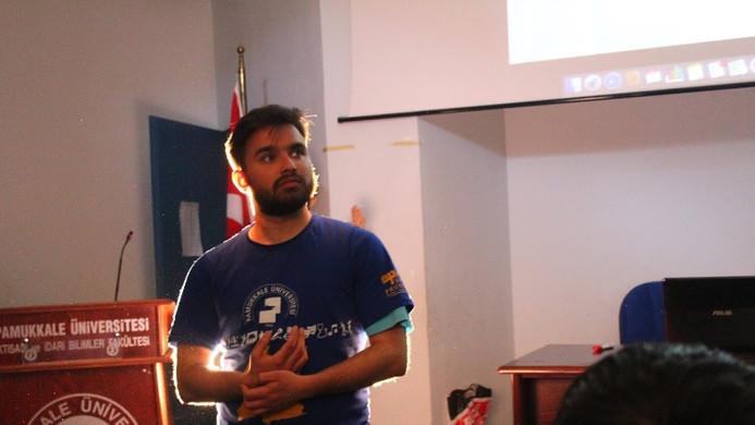pamukkale university hayal perdesi oyuncuları theater collective lighting workshop