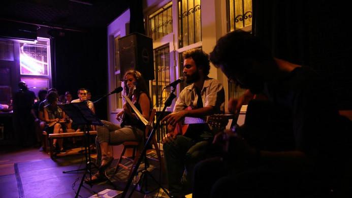 can kazaz concert at istanbul jazz festival