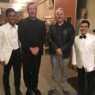 Tanglewood Music Center with Thomas Adès and Stefan Asbury