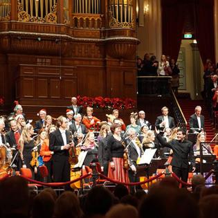 Concertgebouw debut with the Nederlands Philharmonisch Orkest
