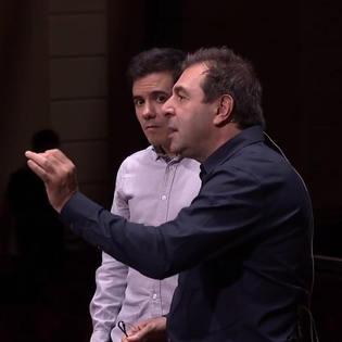 Concertgebouw Masterclass with D. Gatti