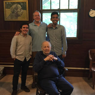 Tanglewood Music Center with André Previn