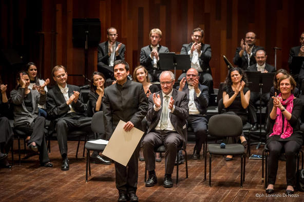 2017 Winner of the Cadaqués Conducting Competition