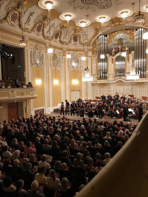 Salzburg Festival Young Conductor Award Finals with Camerata Salzburg
