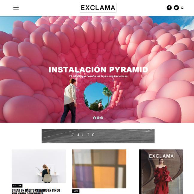 EXCLAMA / Pyramid