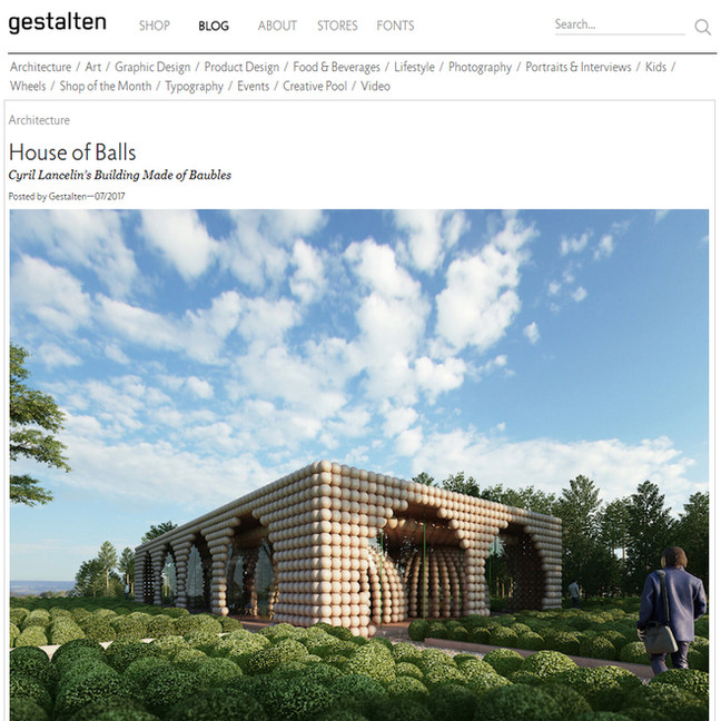 House Hemi on Gestalten blog